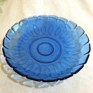 Vintage Blue Bowl